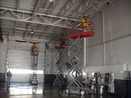 Warehouse Interior Pressure Washing Warehouse Interior Walls And Ceilings