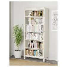 hemnes bookcase black brown ikea