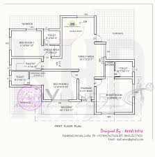 Five Bedroom House Plans by Bedroom House Plans With Design Picture 340 Fujizaki