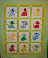 appliqué quilting by or machine