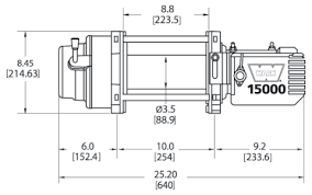 warn winch 16 5ti wiring wiring diagram simonand