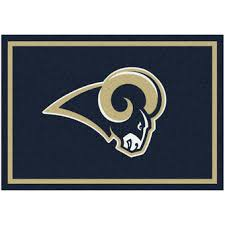 los angeles rams rugs home office and nflshop com