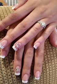 gel french manicure dirty u2013 new super photo nail care blog