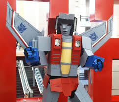 Transformer Halloween Costume Build Decepticons
