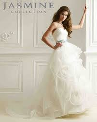 jasmine collection spring 2012 collection martha stewart weddings