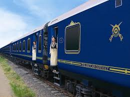 maharaja express train the deccan odyssey the royal indian train youtube