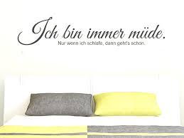 schlafzimmer spr che beeindruckende ideen wandtattoo schlafzimmer sprüche und