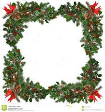 christmas reefs picture frame christmas wreath image collections craft