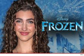 elsa gallery film disney actress i was teenage elsa in frozen and all i got