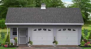 add a unique touch to your home saltbox two car garages