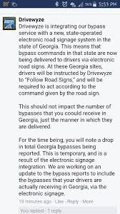 Interstate 95 In Georgia Wikipedia An Effort To Provide More Info On The Prepass Situation In Georgia