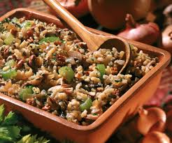 vegetarian thanksgiving stuffing recipes gluten free vegetarian rice stuffing recipe