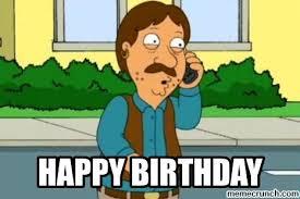 Family Guy Birthday Meme - image jpg