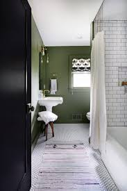 Green And White Bathroom Ideas Best 25 Dark Green Bathrooms Ideas On Pinterest Green Bathroom