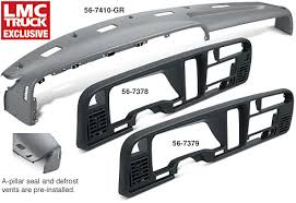 dashboard dodge ram 1500 replacement 1994 97 dash pad and instrument bezel 1994 97 ram 15001994 97
