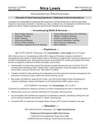 cfo resume exles hospital resume exles pharmacist objective housekeeping manager