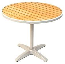 folding patio table with umbrella hole plastic outdoor table with umbrella hole round plastic patio tables
