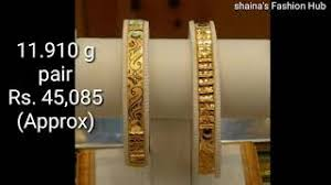 shakha pola bangles search gold shakha pola design vidyo space