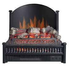 amazon com pleasant hearth electric insert with heater home