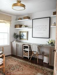 Home Office Meaning by Office Makeover One Room Challenge Unexpected Elegance