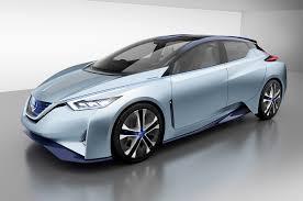 nissan leaf next generation nissan ids concept previews next gen leaf autonomous tech in tokyo