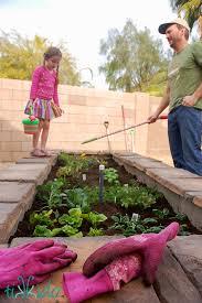 how to build a raised garden bed tutorial tikkido com