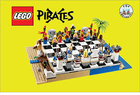Nice Chess Sets by Lego Pirates 40158 Pirate Chess Set Lego Unboxing U0026time Lapse