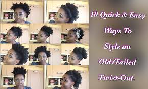 natural hair styles nigerian curls