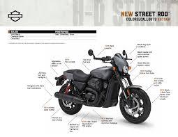 harley davidson lights accessories new 2017 harley davidson street rod motorcycle cruiser