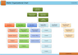 organizational chart template trend markone co