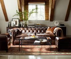 Chesterfield Sofa Design Ideas Living Room Chesterfield Sofa Style Living Room Sofa Brown Easy