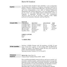 page resume templates clean one page template cover letter