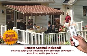 How Much Is A Sunsetter Retractable Awning Sunsetter Retractable Awning