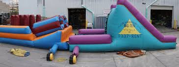 40 u0027 inflatable obstacle course challenge rental