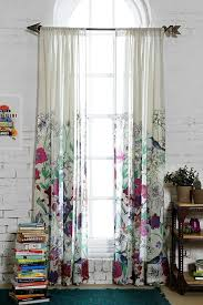 Plum And Bow Curtains Plum Bow Forest Critter Curtain Urbanoutfitters Uohome
