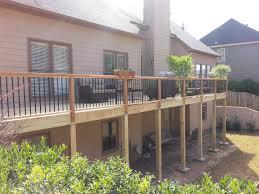 deck builder atlanta ga nw metro atlanta decks screen room