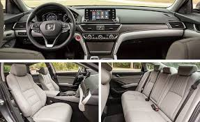 honda accord car 2018 honda accord 2 0t automatic test review car and driver
