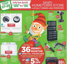 washer and dryers black friday sears hometown wants to be the local king of appliances on black