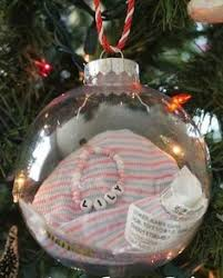 craftiness not needed 10 sentimental diy ornaments