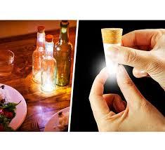 cork shaped rechargeable bottle light cork shaped rechargeable led bottle light jungleoutlet
