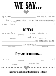 wedding mad lib template free printable wedding mad libs popsugar smart living