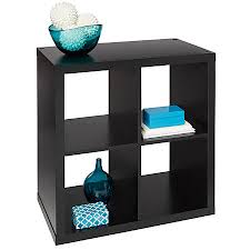 Bookcases Office Depot Brenton Studio Cube Bookcase 4 Cube Small Black By Office Depot