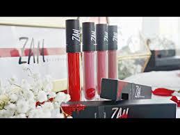 Lipstik Zaskia Adya Mecca zhakia lipstik