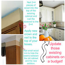 how to paint oak cabinets update old dated cabinets on a huge budget
