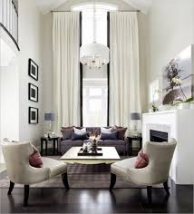 furniture white living room chairs new elegant style country