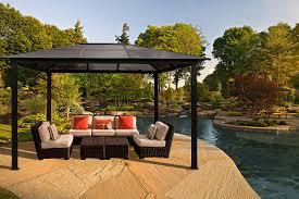 southern patio gazebo amazon com stc madrid gazebo 10 by 13 feet pergola garden