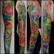 Floral Sleeves For Abraxas Co Carlos Ransom Floral Sleeve Kansas