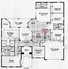 Biltmore Floor Plan Biltmore Floorplan 2805 Sq Ft Solivita 55places Com