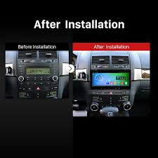 inch android 6 0 2002 2010 volkswagen touareg gps navigation