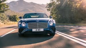 orange bentley 2018 bentley continental gt makes uk debut motor1 com photos